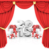 Ano novo Fotos de Stock