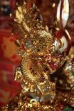 Ano novo chinês 2012 - Banguecoque, Tailândia Fotografia de Stock Royalty Free