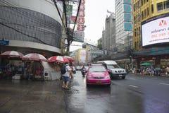 Ano novo chinês do bairro chinês em Tailândia Imagens de Stock Royalty Free