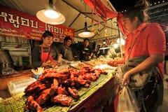 Ano novo chinês em Tailândia Fotografia de Stock Royalty Free