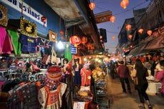 Ano novo chinês em Tailândia Fotos de Stock Royalty Free