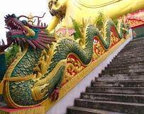 Ano novo chinês Fundo de Dragon Decoration imagens de stock royalty free