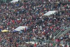 Ano novo chinês Raceday Fotografia de Stock