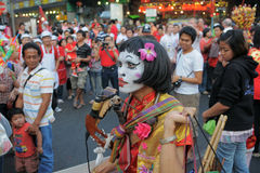 Ano novo chinês Imagens de Stock Royalty Free