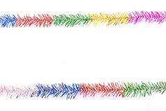 Ano novo do arco-íris Imagens de Stock Royalty Free