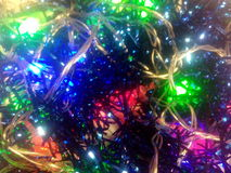 Ano novo e Natal Fotografia de Stock