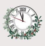 Ano novo feliz 2020 Fotografia de Stock Royalty Free