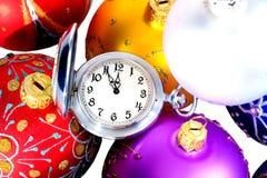 Ano novo feliz! Foto de Stock