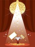 Ano novo feliz 2008 Fotografia de Stock