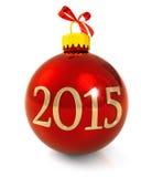 Ano novo feliz Foto de Stock Royalty Free