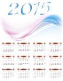 Ano novo feliz - 2015 Fotos de Stock Royalty Free