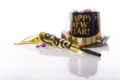 Ano novo feliz Fotografia de Stock Royalty Free