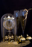 Ano novo feliz! Imagem de Stock