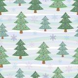 Ano novo feliz 1-02 ilustração stock
