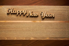 Ano novo feliz! Foto de Stock Royalty Free