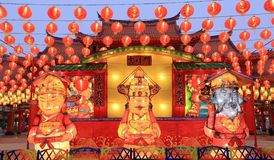 Ano novo feliz 2015 de China Fotos de Stock Royalty Free