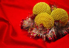 Ano novo feliz e Feliz Natal imagens de stock royalty free