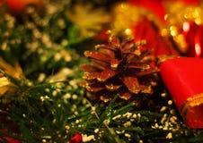 Ano novo feliz e Feliz Natal imagens de stock