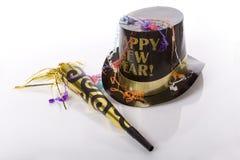 Ano novo feliz II Fotos de Stock Royalty Free