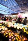 Ano novo lunar Hong Kong justo 2012 Fotografia de Stock Royalty Free