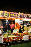 Ano novo lunar Hong Kong justo 2012 Imagem de Stock