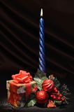 Ano novo, Natal Imagem de Stock Royalty Free