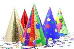 Ano novo/partido Imagem de Stock