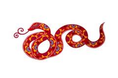 Ano---Serpente Fotos de Stock Royalty Free