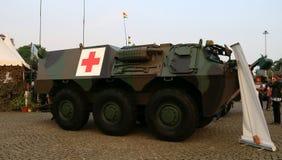 Anoa Ambulance stock image