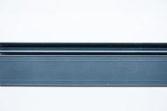 Anodized aluminum profile. Aluminum Extrusions,Extruded Aluminum Profiles, Royalty Free Stock Image