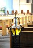 anointing πετρέλαιο Στοκ εικόνα με δικαίωμα ελεύθερης χρήσης