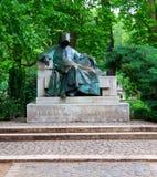 Anoniem monument stock foto