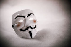 Anonimowa maska obrazy royalty free