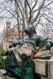 Anonimowa statua obrazy stock