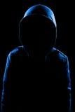 Anonymer Benutzer Stockfotos