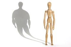 anorexia stock afbeelding