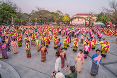 720 anos de Chiang Mai Foto de Stock