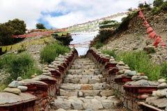 3000 anos de estrada velha do chá Fotografia de Stock Royalty Free