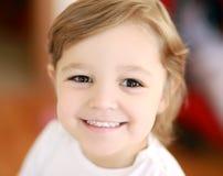 2 anos de menina idosa Foto de Stock Royalty Free