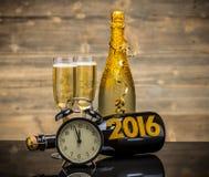 2016 anos novos Imagens de Stock Royalty Free