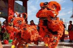 2017 anos novos chineses Foto de Stock