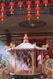 2017 anos novos chineses Foto de Stock Royalty Free