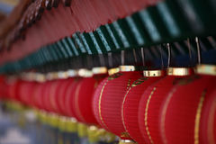 2017 anos novos chineses Fotos de Stock Royalty Free