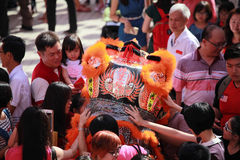 2017 anos novos chineses Imagem de Stock Royalty Free