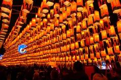 2019 anos novos chineses em Xian fotos de stock