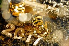 Anos novos da celebração Fotografia de Stock Royalty Free