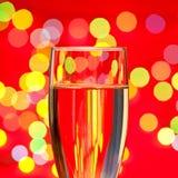 Anos novos de Champagne Imagem de Stock