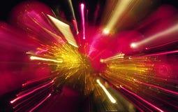 Anos novos do cartão 2012 Imagens de Stock
