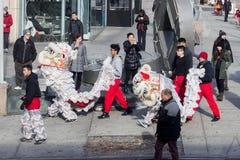 2017 anos novos lunares chineses Fotografia de Stock