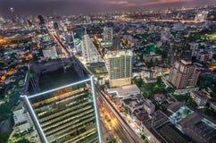 Bangkok stad Arkivbild